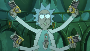 Rick and Morty: 4×8