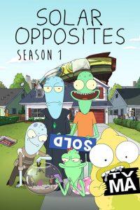Solar Opposites: Season 1